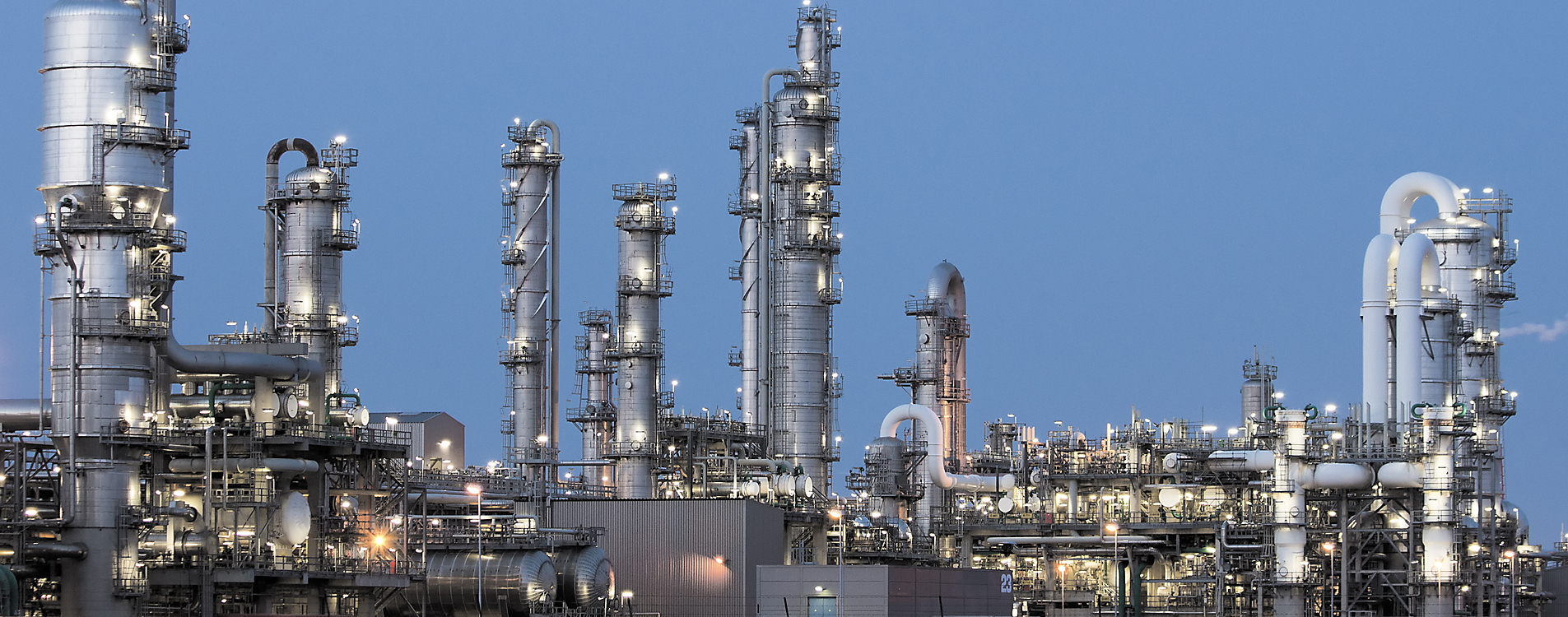 Refineries and Petrochemical