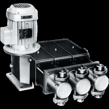 Bombas Dosadoras Modularizadas Metering Pumps Modular Design